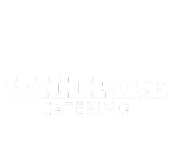 American BBQ Catering in Berkshire, Oxford, London and Surrey. Wildfire Catering logo large.